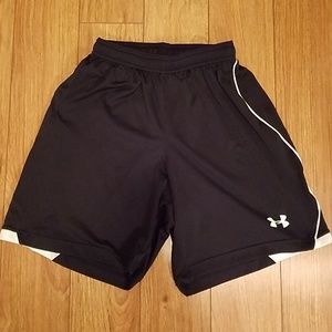 Under Armour Shorts Small Black
